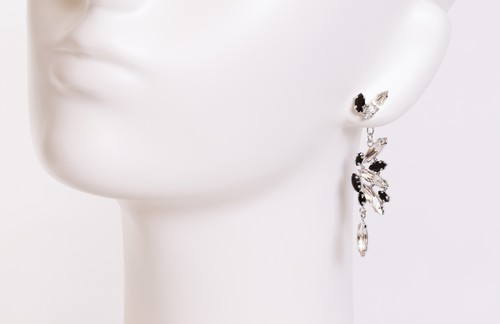Shining Wing Earring Jacket set with Chrysmela earring lock