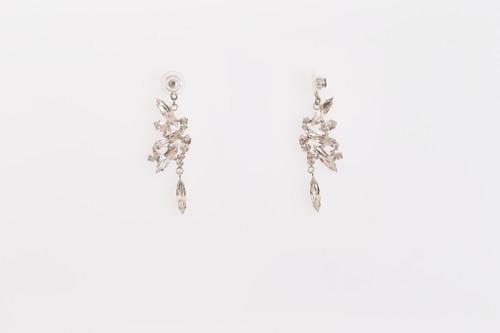 Shining Wing Earring Jacket set with Chrysmela earring lock