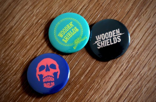 Badges (x3)