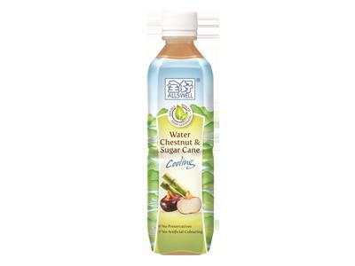Water Chestnut & Sugar Cane