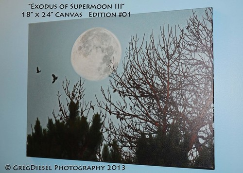 EXODUS OF SUPERMOON III