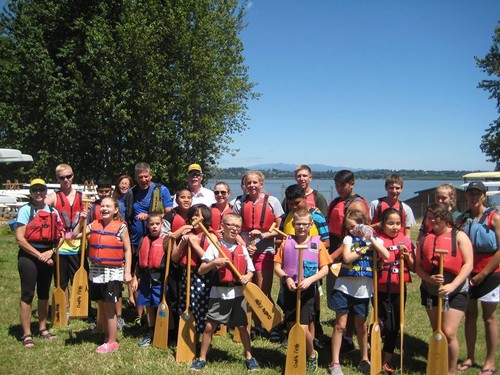 Kids Summer Boating Camp
