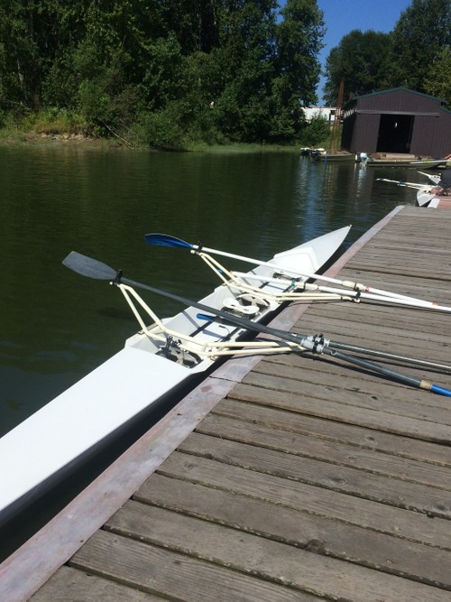 Collegiate Rowing