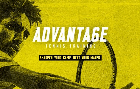 Advantage Men only training and match Play @ Westway Indoor Tennis Centre W10  6RP