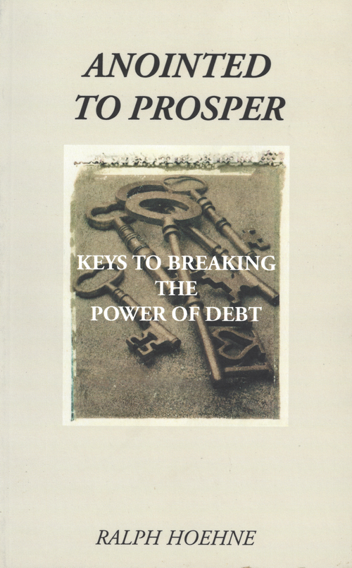 Anointed To Prosper Book