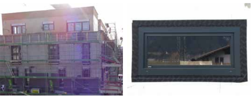 ISOWINDOW UVAU  EXTERIOR - Door and Window - Airtight Tape