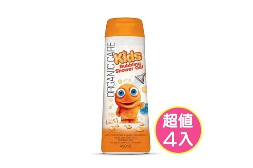 4入兒童沐浴露400ml
