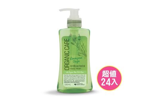 24入植粹健康抗菌洗手乳(生薑檸檬草)250ml