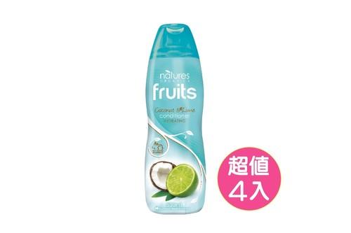 4入植粹滋養洗髮精(萊姆椰子)500ml