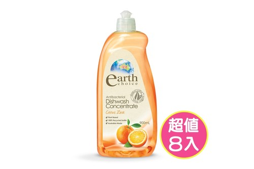 8入植粹濃縮洗碗精(柑橘)900ml
