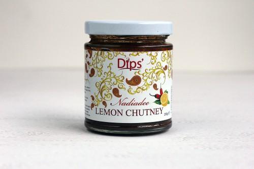 Preserve Lemon chutney