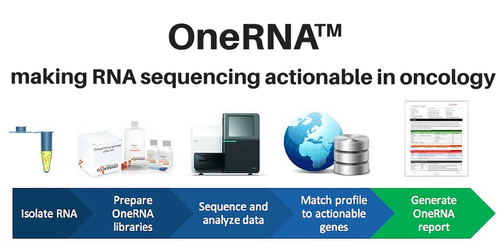 OneRNA analysis and report - for research purposes only