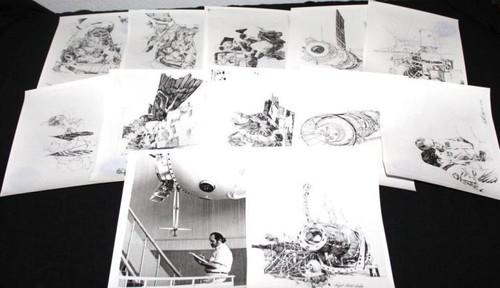 Apollo-Soyuz Art Print Glossy Photos