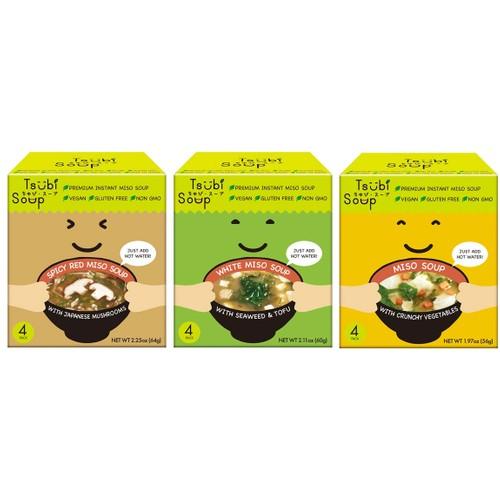 ちゅび・スープ12食入り (税込 , 送料込) <<国内送料無料キャンペーン中>>