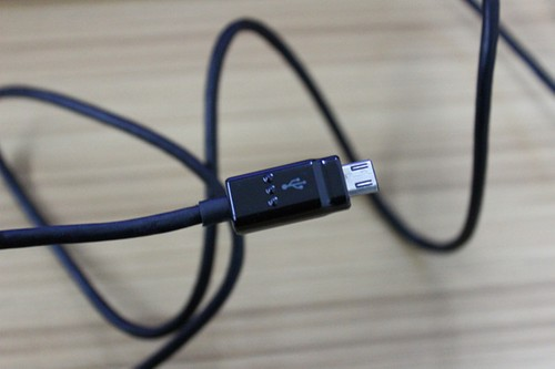 Micro-USB Data Sync & Charging Cable, 3A 20AWG