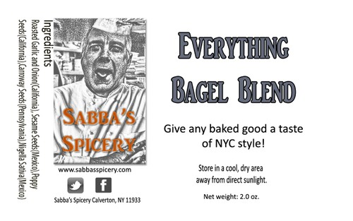 Everything Bagel Blend