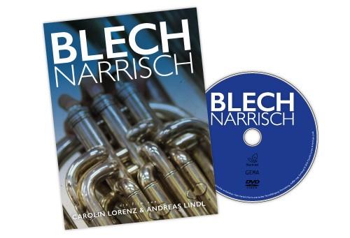 """DVD """"Blechnarrisch"""""""