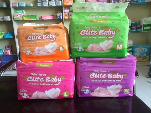 CUTE BABY DIAPER