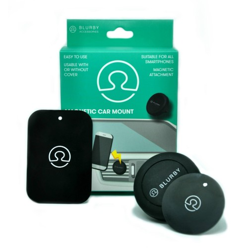 Blurby Magnetic Car Mount