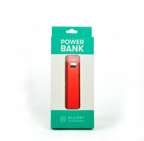 Blurby 2200 mAh Power Bank