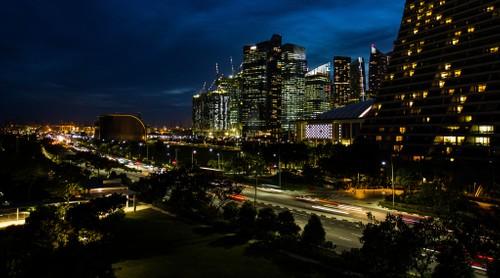 Marina Bay Sands Backroad
