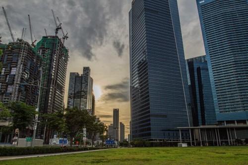 Marina Bay Station, Singapore