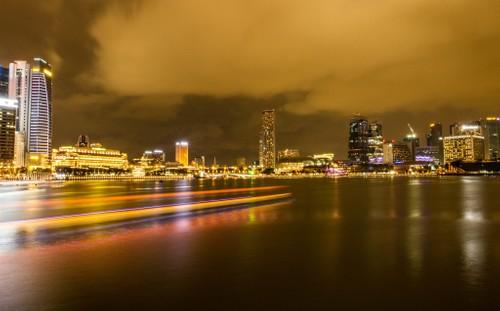 Marina Bay Station Waterfront