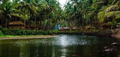 Lagoon, Goa