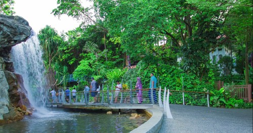 Sentosa Marlion, Singapore