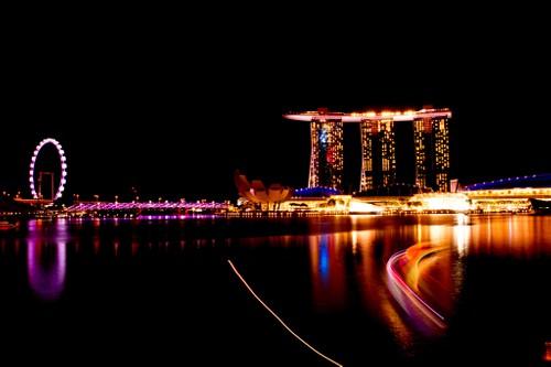Singapore Marina Bay Show