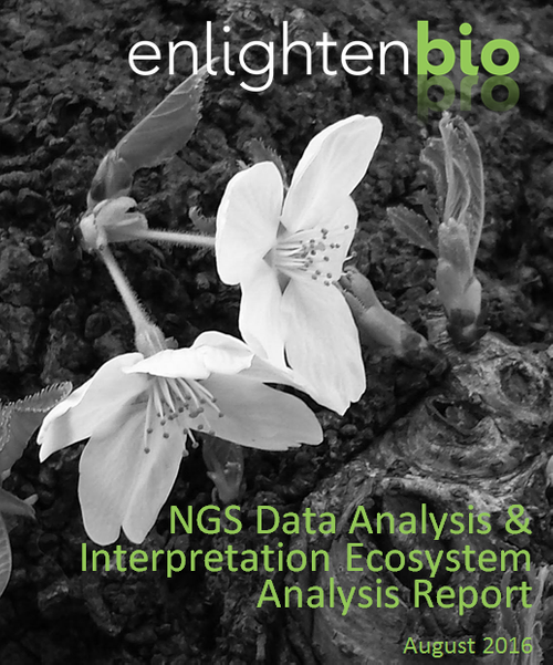 NGS Data Analysis & Interpret. Ecosystem Analysis - Aug 2016