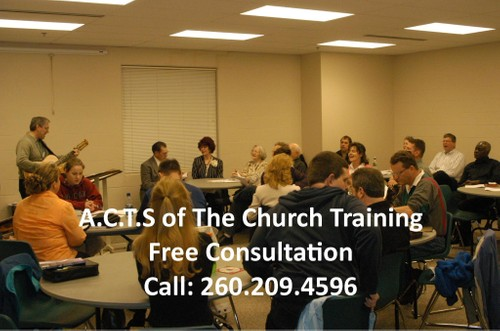 The A.C.T.S. of The Church Seminar and Workshops