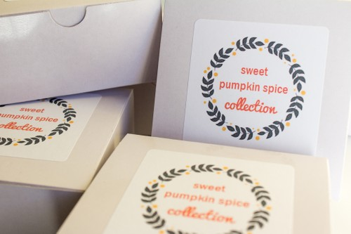 Sweet Pumpkin Spice Gift Box