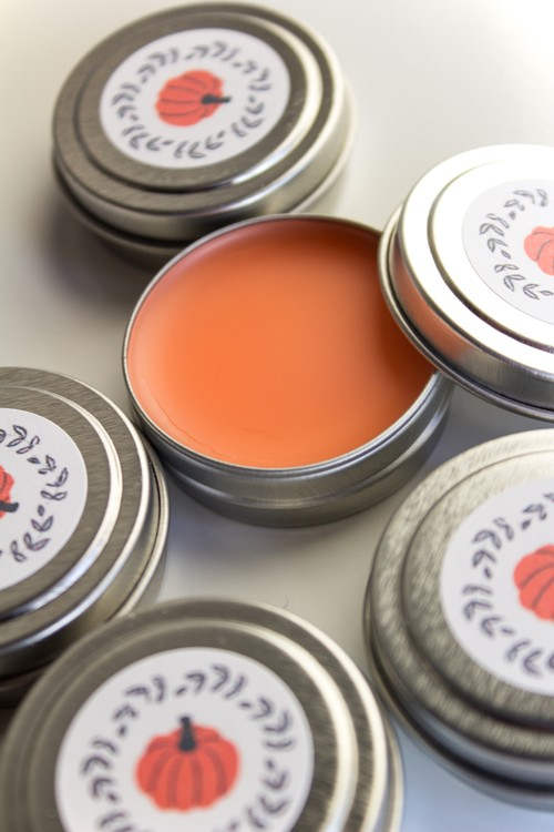Sweet Pumpkin Spice Lip Balm
