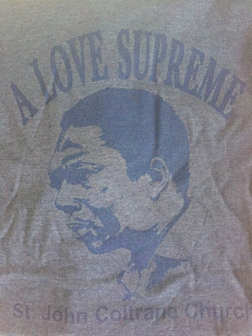 A Love Supreme (t-shirt)