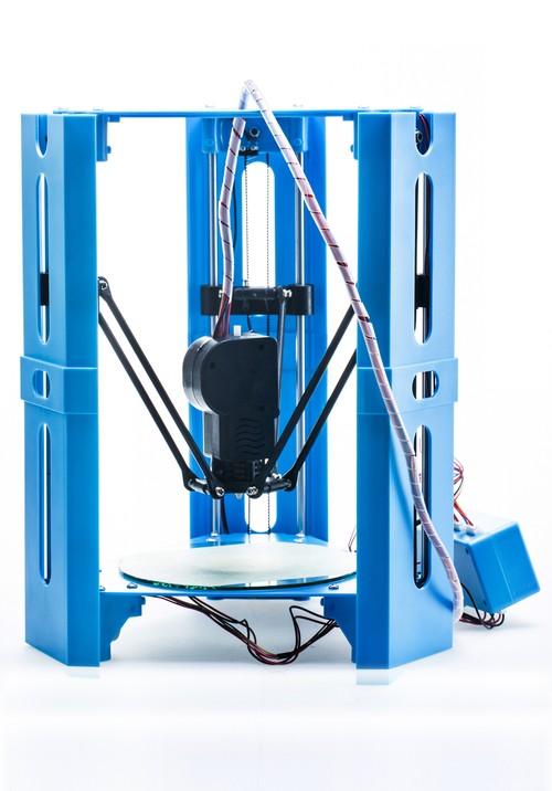 101Hero 3D Printer Blue Pack