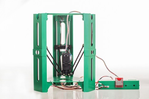 101Hero 3D Printer Green Pack