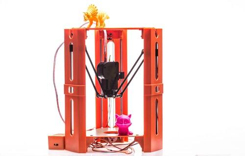 101Hero 3D Printer Red Pack