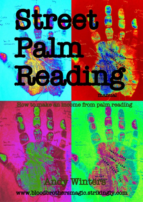 Street Palm Reading Book