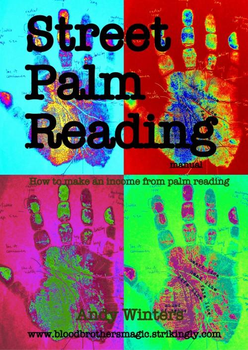 Street Palm Reading Book