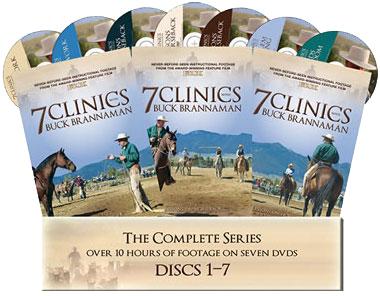 7 Clinics - Buck Brannaman