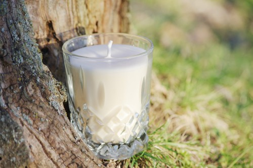 [ Light Me Up ]----Aromatherapy Candle