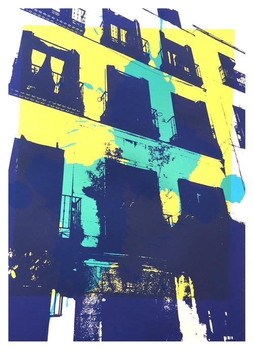 Piso - Yellow