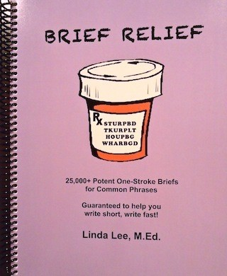 Brief Relief (phrases edition) - Physical Book