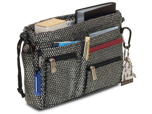 Luxury Handbag organiser in Sparkle finish