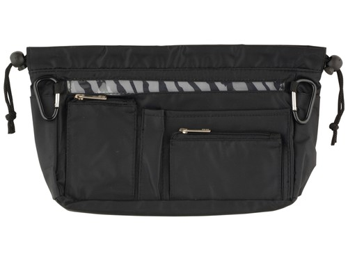 Handbag organiser in Black