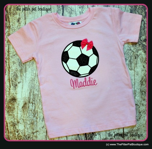 Soccer Ball Shirt or Onesie