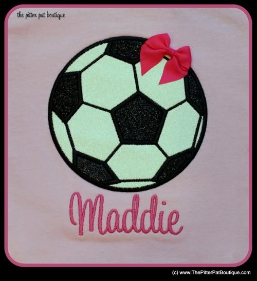 Soccer Ball Shirt or Onesie