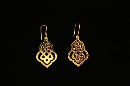 SHERAZADE Earrings (Short)