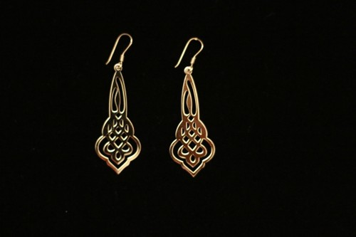 SHERAZADE Earrings (Long)